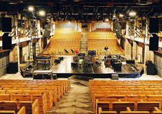 sesc pompeia - teatro