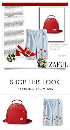 """http://www.zaful.com/?lkid=5197- 89"" by christine-792 ❤ liked on Polyvore"