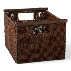 Michael Graves Design Natural Wicker Storage Basket  found at @JCPenney