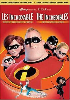 The Incredibles (Bilingual)