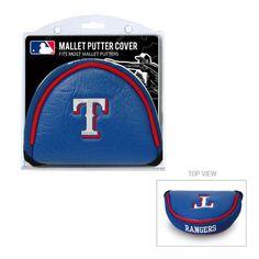 Texas Rangers MLB Mallet Putter Cover