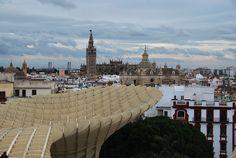 Sevilla desde las setas by PVillegas