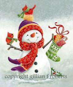 gillian f roberts - Greeting cards