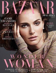 Natalie Portman for Harper's Bazaar Malaysia May 2016