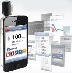 World's smallest Smart glucose meter for the mobile phones get CE approval