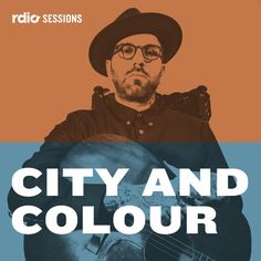 Getting excited for City and Colour's upcoming album release June Check out City and Colour's acoustic RDIO session! City And Colour, Color, Dallas Green, Album Releases, Get Excited, Songs, Music, Movie Posters, Acoustic