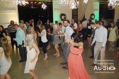 Fourth Estate Audio also provided dramatic uplighting for Aly and Alex's wedding. http://www.discjockey.org/lighting-uplighting-options/ #ChicagoUplighting