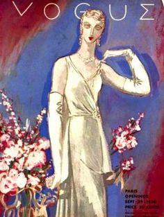 Vintage Vogue magazine covers - mylusciouslife.com - Vintage Vogue covers6.jpg