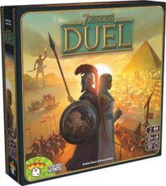 7 Wonders - Duel   Asmodee Editions