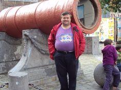 Een groot kanon te Gent