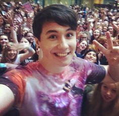 Dan ft all the random people in the back