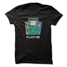 Play Me Boy T-Shirts, Hoodies. VIEW DETAIL ==► https://www.sunfrog.com/Geek-Tech/Play-Me-Boy.html?id=41382