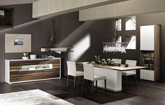 Ultramodern Dining Room