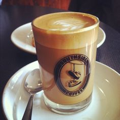 When you live on the southside of Park Slope - this Coffee is the BEST! Not to mention the owners, Ben & Josh. This was a favorite memory & staple when I lived on the Slope! Espresso Drinks, Sweet Memories, Four Square, Brooklyn, The Best, Good Things, York, Coffee, My Favorite Things