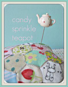 teapot pin!