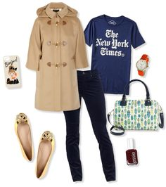 Classic casual for fall