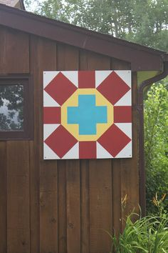 barn/shed quilt