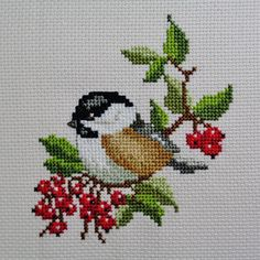 Stitch Niche: First Finish, Start and Fabric Cross Stitch Patterns Free Easy, Cross Stitch Heart, Counted Cross Stitch Kits, Cross Stitch Flowers, Cross Stitch Designs, Cross Stitching, Cross Stitch Embroidery, Crochet Cross, Birds