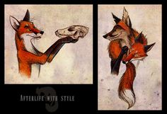 Afterlife with Style by =Culpeo-Fox on deviantART