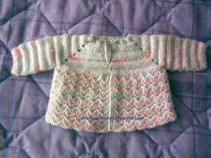Diana es crochet: Chambrita a Crochet