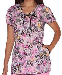 Koi Scrubs Prismatic Top $24.99