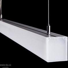 Archilight Lucid Solo, výkonné závěsné svítidlo, 1x35W zářivka, délka 151cm  - 1 Bathtub, Bathroom, Design, Standing Bath, Washroom, Bathtubs, Bath Tube, Full Bath