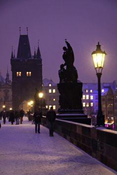Charles Bridge // Prague, Czech Republic