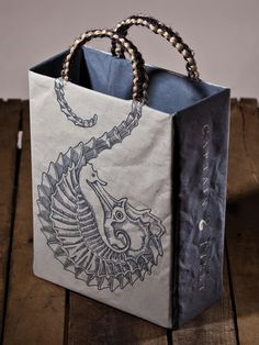 Captain & First. This is one of the coolest bags I have ever seen...