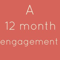 Wedding Planning Checklists for 4, 6, and 12 Month Engagements