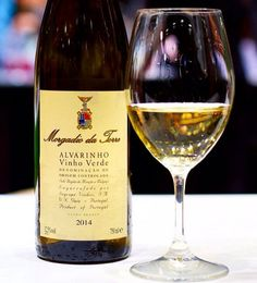 #Portugal #Alvarinho #Vinho Verde. 2014.  winegram.it share your #wine