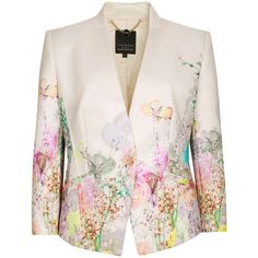 96bef2e010d84 Ted Baker Wispy Meadow Print Jacket