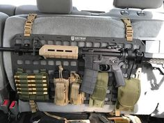 Rigid Insert Panel MOLLE (RIP-M) - x (:Tap The LINK NOW:) We provide the best essential unique equipment and gear for active duty American patriotic military branches, well strategic selected.We love tactical American gear Tactical Truck, Tactical Equipment, Tactical Gear, Weapon Storage, Gun Storage, Seat Storage, Weapons Guns, Guns And Ammo, Truck Mods