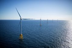 MHI/Vestas just inaugurated an 8.0 MW offshore wind turbine. Others that size and larger will soon follow in Europe, the U.S., and elsewhere, dictated by economies of scale.