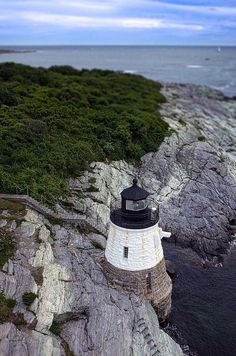 Castle Hill #Lighthouse - #Rhode #Island