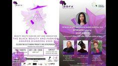 The Black Beauty and Fashion Awards Diaspora 2020 Clean Beauty, Black Beauty, Fashion Art, Awards, Celebrities, Dark Beauty, Ebony Beauty, Celebs, Famous People