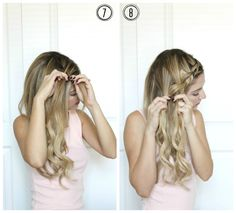 tutorial, braid, extensions, dirty looks extensions