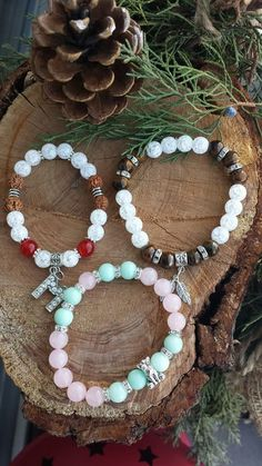 pro pubošku s jednorožcem, pro druhou s M Pearl Necklace, Beaded Necklace, Maya, Pearls, Jewelry, String Of Pearls, Beaded Collar, Jewlery, Jewerly