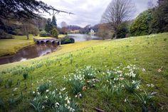 Stourhead Landscape Gardens, Wiltshire