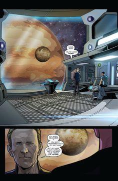 Star Trek IDW Publishing Comic Book - Khan #4 Khan Noonien Singh, Star Trek Cosplay, Star Trek Spock, Star Trek Into Darkness, Sci Fi Art, Benedict Cumberbatch, S Star, Sherlock, Comic Books