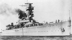 HNLMS De Ruyter light cruiser of the Royal Netherlands Navy. (wikipedia.image) 6.17 #55B
