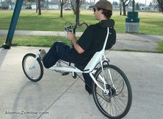 Diy Recumbent Cycle Projects Lots Of Do It Yourself Plans For