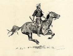 Frederic Sackrider Remington was an American painter, illustrator, sculptor and writer who specialized in depictions of the American Old West. Art Prints For Sale, Fine Art Prints, Frederic Remington, Animal Art Prints, Action Painting, Old West, Crow, Moose Art, Poster Prints