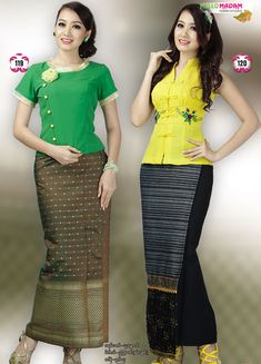 women of myanmar