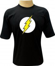 Camiseta Sheldon The Flash 02 - Camisetas Personalizadas, Engraçadas e Criativas