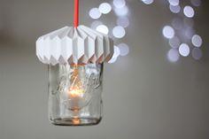 Baladeuse Origami – DIY