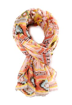 Tribal Print Woven Scarf | FOREVER21 #Accessories #Scarf