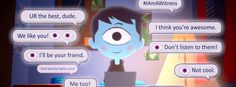 Tech Companies Reveal Mystery Eye Emoji Is Part Of Anti-Bullying Campaign - http://www.ipadsadvisor.com/tech-companies-reveal-mystery-eye-emoji-is-part-of-anti-bullying-campaign