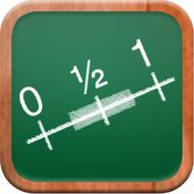 MathTappers: Estimate Fractions - a math game to help children learn to make sense of fraction sums and differences by estimating by HeavyLifters Network Ltd.