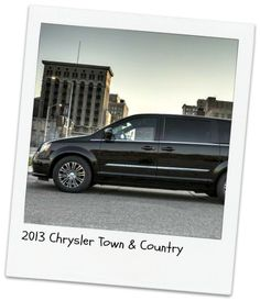 """2013 Chrysler Town & Country  """"Repin"""" if this is your pick! #topcars"""