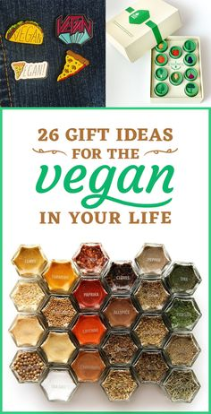26 Gift Ideas For That One Vegan Friend Or Family Member On Your List
